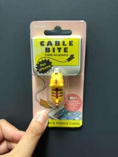 動物cable bite
