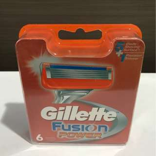 Gillette Fusion Power ( Refill 6 )