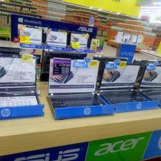 Kredit laptop gratis 1x angsuran proses 3 menit