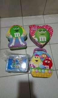 M&M's鐵盒組-4