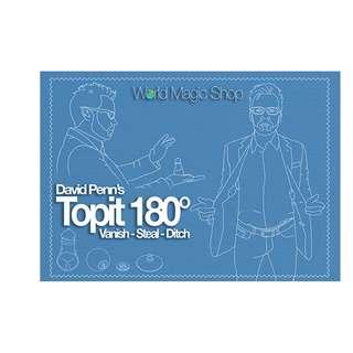 Topit 180 - David Penn vanishing magic trick