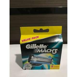 Gillette Mach3 ( Refill 8 )
