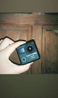 SUPREMO 4K PLUS WiFi (ACTION CAMERA)