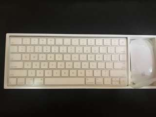 Imac Magic Mouse 2 + Magic keyboard 2  (apple) (imac)  90%新