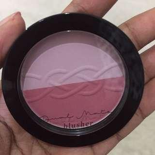 PURPLE BLUSH ON MISSHA / Blush on ungu