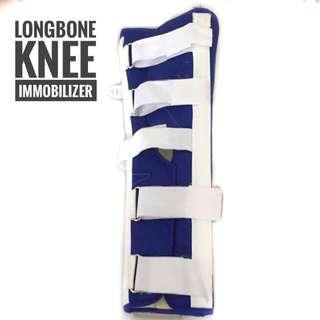 Longbone Knee Immobilizer