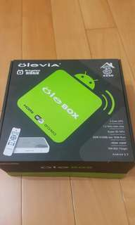 Olevia Olebox android tv box