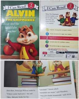 Alvin and the Chipmunks Alvin and the Substitute Teacher
