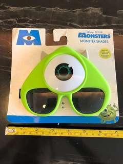 迪士尼 怪獸公司 單眼仔 小朋友 太陽眼鏡 Disney Monsters sunglasses