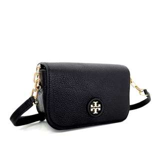 Tory Burch Whipstitch Logo Mini Bag