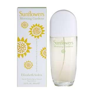Parfum Original Elizabeth Arden Sunflowers Morning Gardens