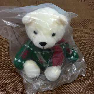 Crabtree & Evelyn 7.5 inch Holiday Bear
