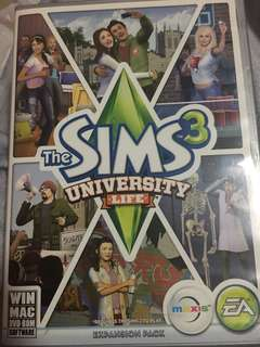 The Sims 3 Pc expansion pack