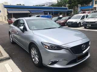 Axio/Altis/Mazda 6 Rental for short/long term