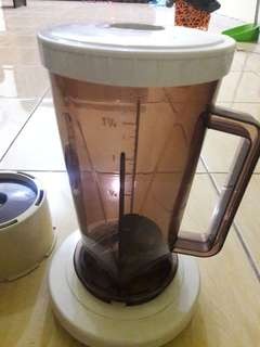 Preloved Blender Import Prancis Bahan Blender Kaca Tebal