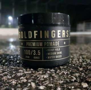 Goldfingers Premium Pomade