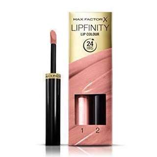 Max factor lipfinity lipstick & gloss