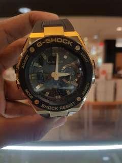 Bisa Credit G-Shock-S100G-1ADR Promo Bunga 0% Dp 0%