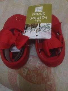 Prewalker baby girl import / sepatu bayi
