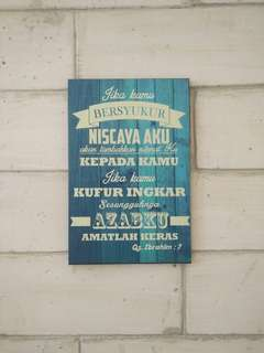 Cuci Gudang Poster Uk.45x30