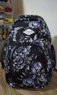 Ripcurl backpack With Tag