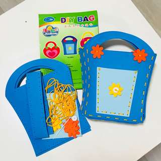 DIY Pretty Bag Handicraft Kit