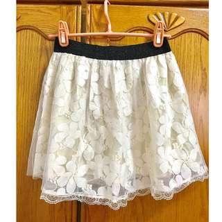 🚚 精緻蕾絲紗裙
