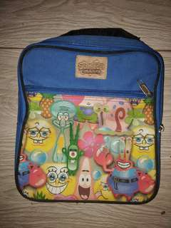 SpongeBob Insulated Lunch Bag ( Dakki)