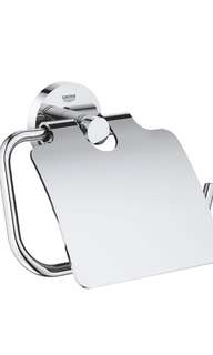 New Grohe Toilet Roll Holder