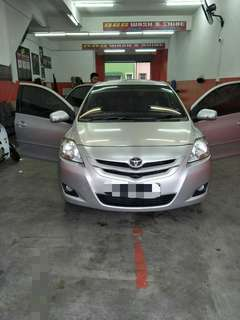 Toyota Vios 1.5 auto (G) spec