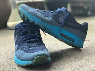 "NIKE Airmax ""Ultra Moire"" Midnight Navy"