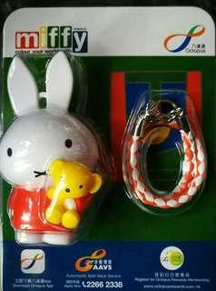 miffy橙色抱熊仔3D八達通全新旺角交收whatsapp62203673约時間
