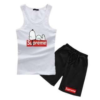 Set sando and short  Pre order  550nt  Free shipping
