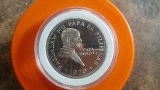 Bataan and marcos silver commemorative coins