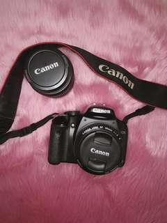 Canon EOS 450D + 2 Lenses + RC6