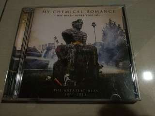 CD MY CHEMICAL ROMANCE - THE GREATEST HITS