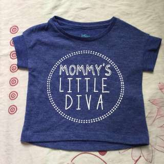 Justees baby shirt