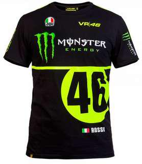 🚚 Monster t-shirt size XL Free Mailing