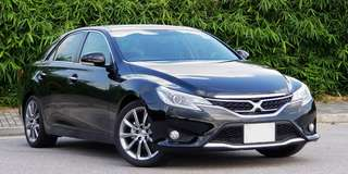 TOYOTA MARK X Sport Plus 250G 2012