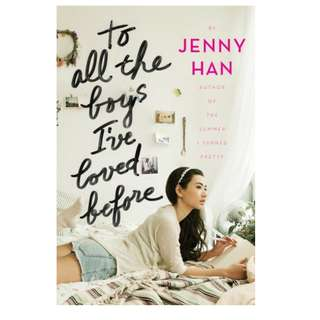 Ebook To All the Boys I've Loved Before - Jenny Han
