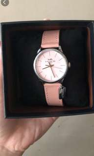 Coach全新手錶