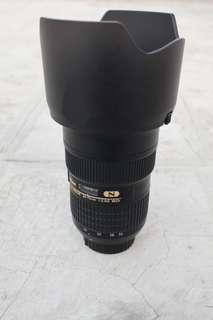 Lensa Nikon 24 70