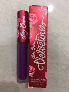 Lime Crime Velvetines Liquid Matte Lipstick - Pansy