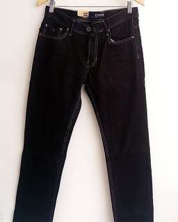 Bombboogie Black RAW DENIM
