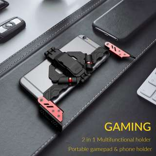 (PO)crab ii - mobile gaming handle/support