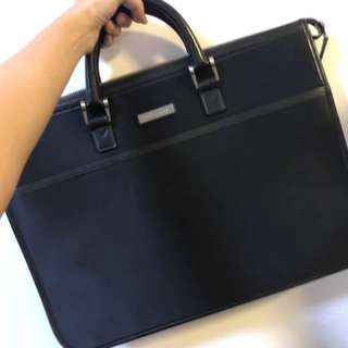 Burberry briefcases 男裝公事包