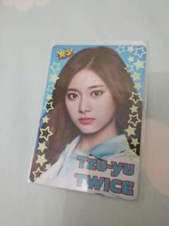 第 21期 子瑜 yes card 夜光 yes卡 twice tzu yu