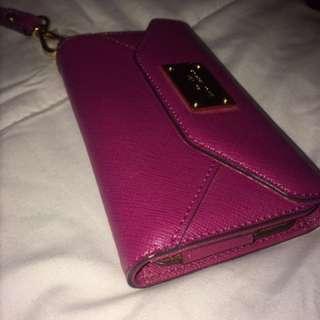 Authentic Michael kors wallet/phone case