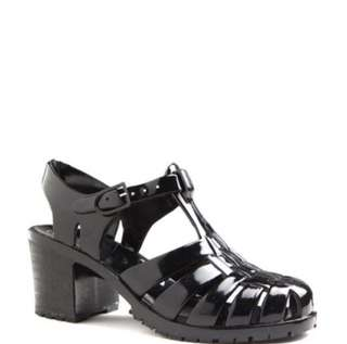 Rubi Jelly Heels size 38