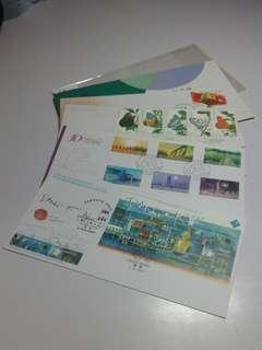 香港郵政(郵政套摺)